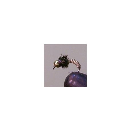 BH Caddis Larva Tan