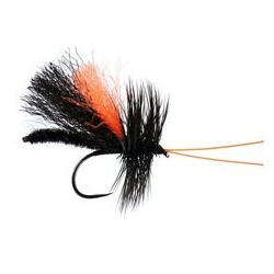 Black Terminator Slickwater Caddis BL