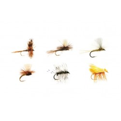Dry Flies Selection
