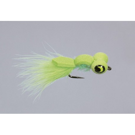 Chartreuse Boobie Fly