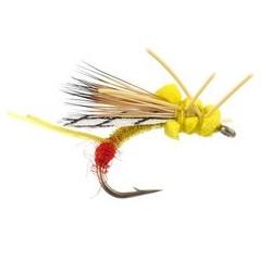 Stoneflies & Stimulators Goulds Half-DownYellow Sally $3.00