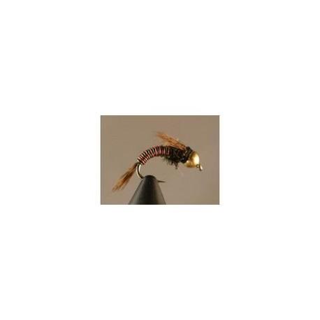 BH Pheasant Tail Mexican Flag