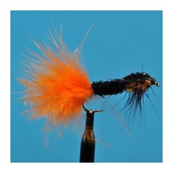 Bead Head Montana Stone Fly Orange