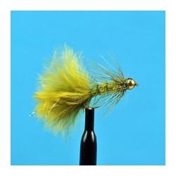 Bead Head Woolly Bugger Olive