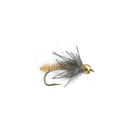 BH Rub-a-Dub Caddis Pupa - Tan 10