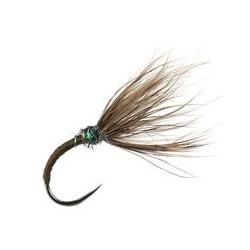Tenkara Flies Sakasa Kebari CDC Patridge $2.80