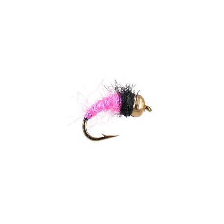 Bright Pink Nymph