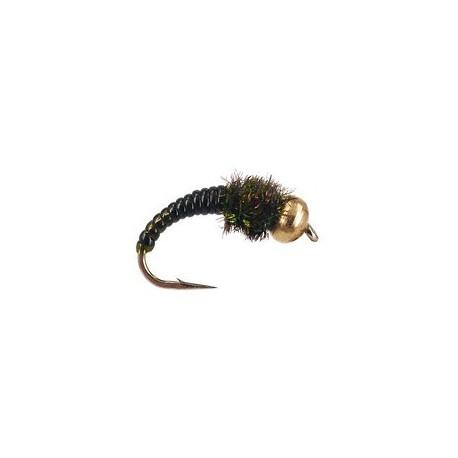 Dark Caddis Larva