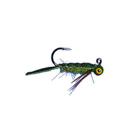 Furimskys Olive Chuck Nymph