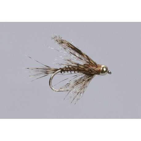 Galloups BH BWO Sunk Spinner