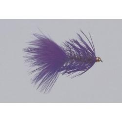 Beadhead Purple Krystal Bugger