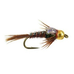 BH Sparkle Back Pheasant Tail