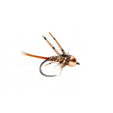 Pheasant Tail Rubber Leg (TBH) Barbless