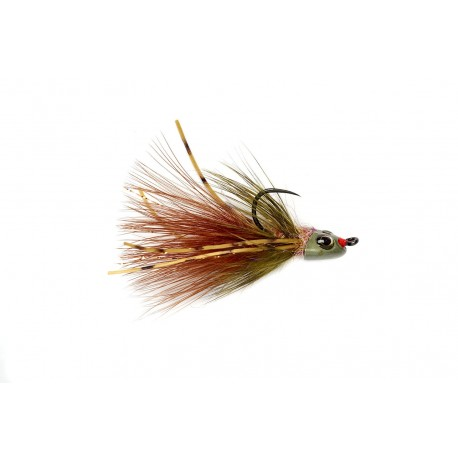 Sick Monkey Brown Barbless