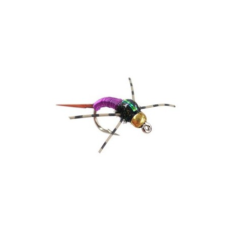 Tung RL C-N Copper Bob - Purple