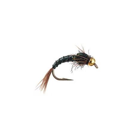 Tung Steelhead Lightning Bug - Black