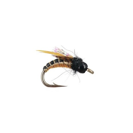 Wired Caddis - Gold