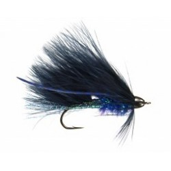 Aztec Streamer - Black & Blue
