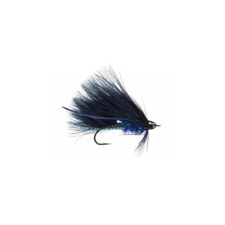 Aztec Streamer - Black & Blue