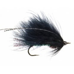 Aztec Streamer - Black Peacock