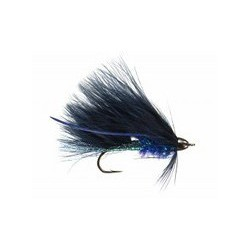 Aztec Streamer Black Blue