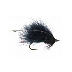 Aztec Streamer Black Peacock