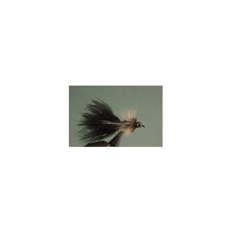 Black Palmered Dog nobber