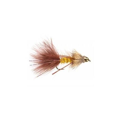 Conehead Bow Bugger - Brown