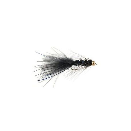 Wooly Bugger Black Variant