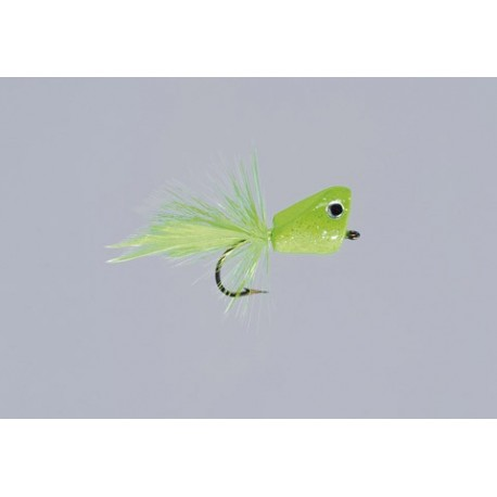 Clousers Chartreuse E-Z Bug Popper