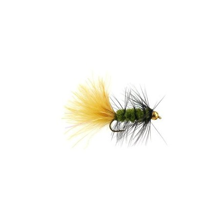 Wooly Bugger Olive Brown