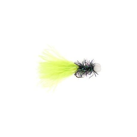 Black-Green Chrystal Attractor