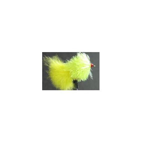 Blob Fluro Yellow