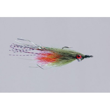 Clousers Sunburst Darter