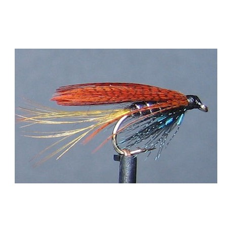 Connemara Black dabbler