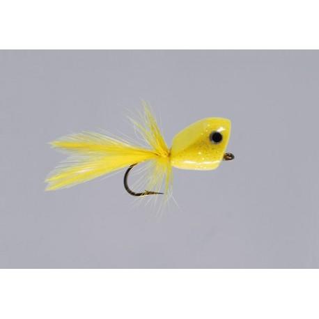 Clousers Yellow E-Z Bug Popper