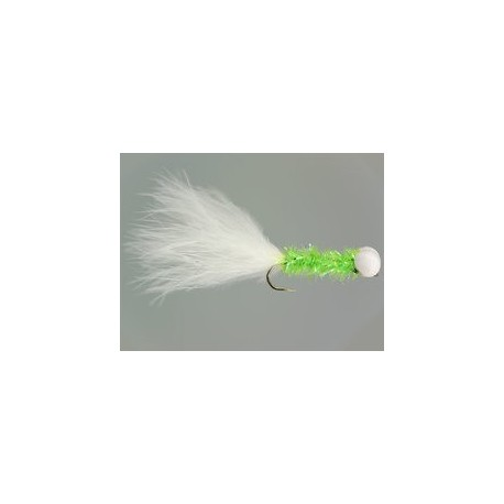 Green-White Chrystal Attractor