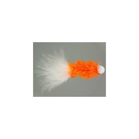 Orange-White Chrystal Attractor