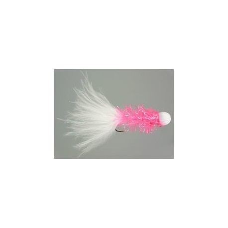 Pink-White Chrystal Attractor