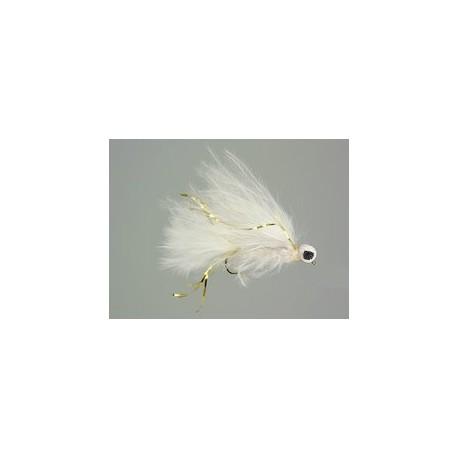 White Marabou Stimulator
