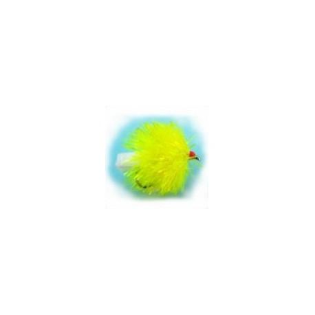 Yellow Foam Tailed blob