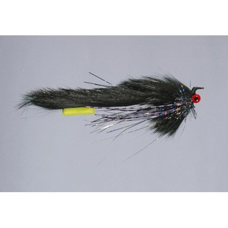 Ehlers Black Foam Tail Superworm