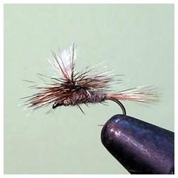 Dry Fishing Flies 2 Parachute Adams $2.55
