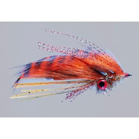 Ehlers Orange Long Strip Crayfish