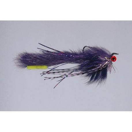 Ehlers Purple Foam Tail Superworm