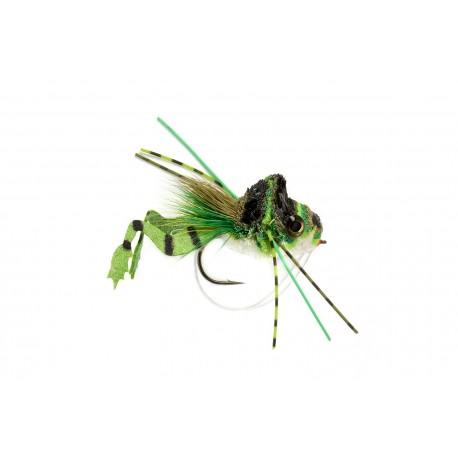 Frog Legged Diver