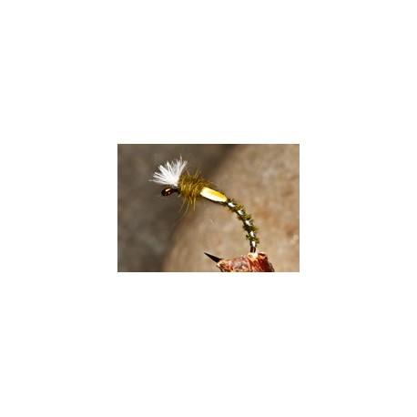 Buzzer Pheasant Tail Olive