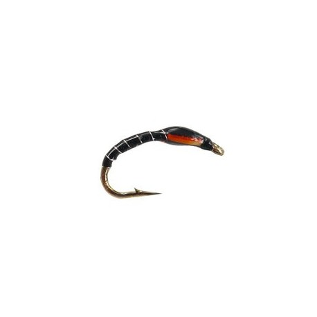 Ivans Black Holo Buzzer Curved