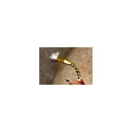 Olive Pheasant Tail Buzzer