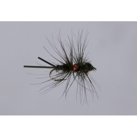 Haslams RL Red Bead Soft Hackle Spider